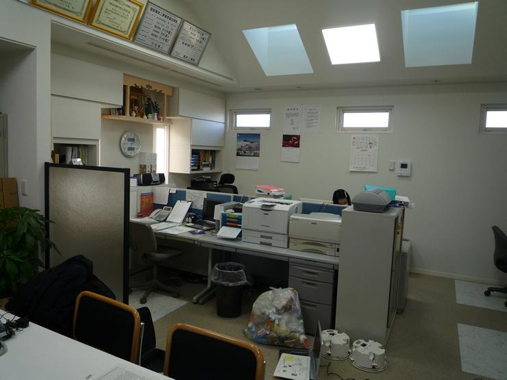 ユウキテクノス事務所